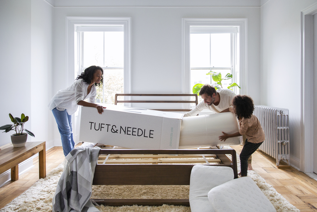 photo courtesy of Tuft & Needle