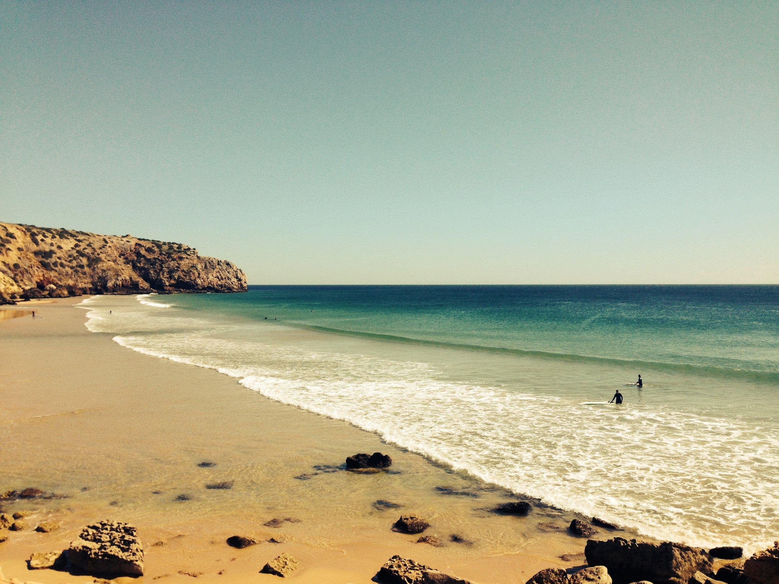 Yoga Retreat Beach Portugal