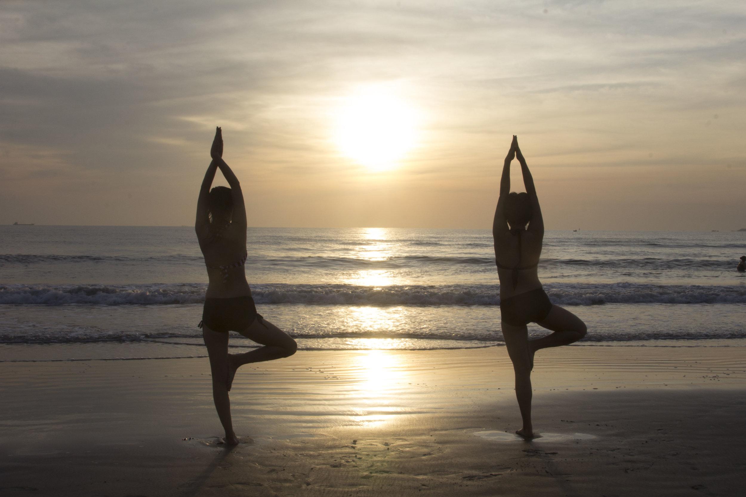 Algarve Yoga Week