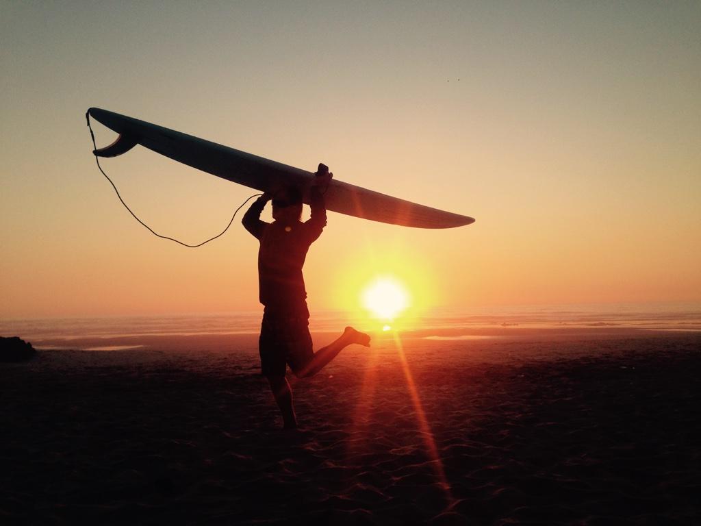 Yoga Surf Retreat Algarve
