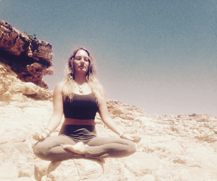 Sagres yoga class