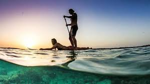 Join SUP Yoga for an unforgettable experience