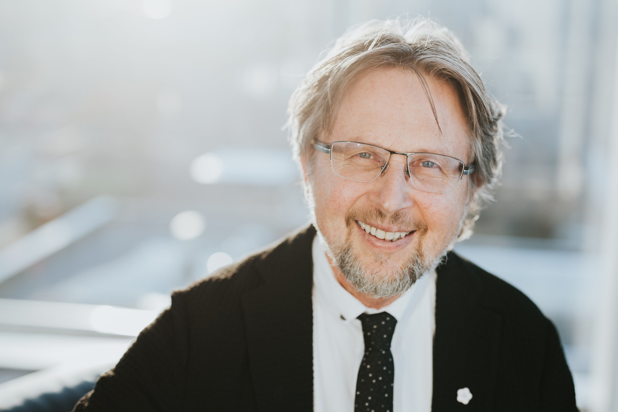 Dr. Stan Kutcher, Sun Life Financial Chair at Dalhousie University & IWK Health Centre