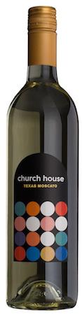 Church House Wine Texas Moscato
