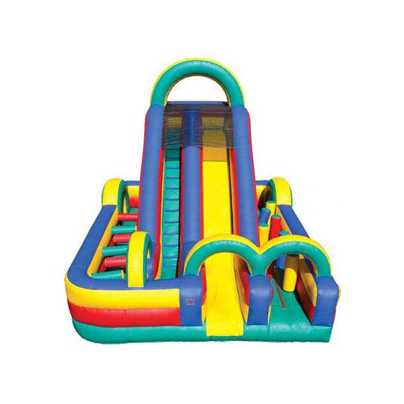 Slide Obstacle Combo