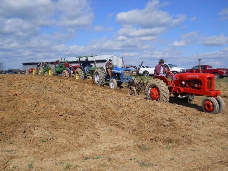 Plow Day brings history to life.