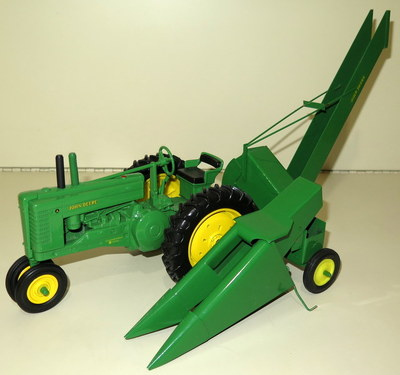 This toy is just one of a wide variety of toys from the Bert Schelhaas collection being sold by Girard Auction.