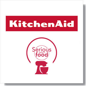 KitchenAid Serious About Food Logo