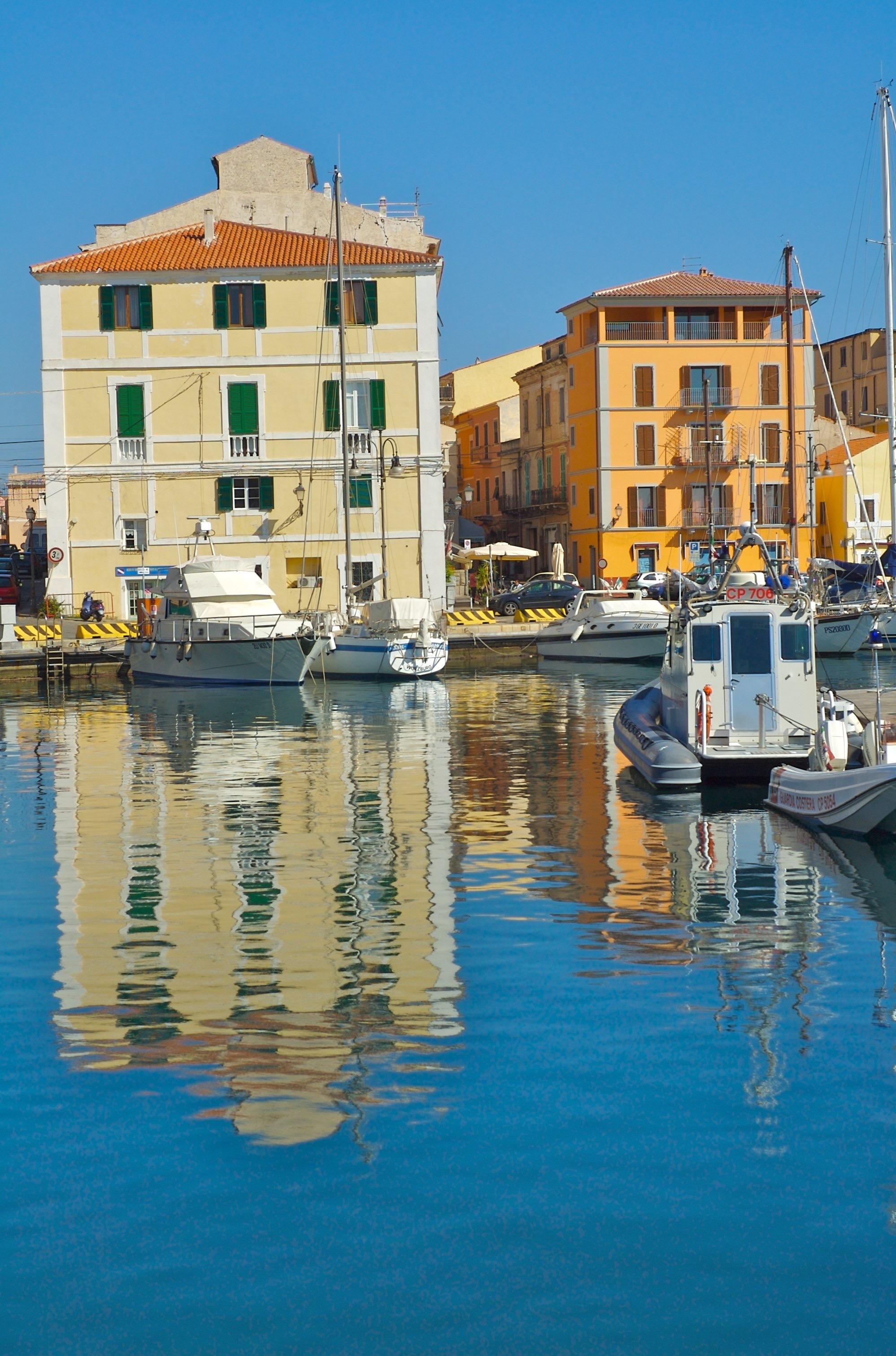 La Maddalena harbour