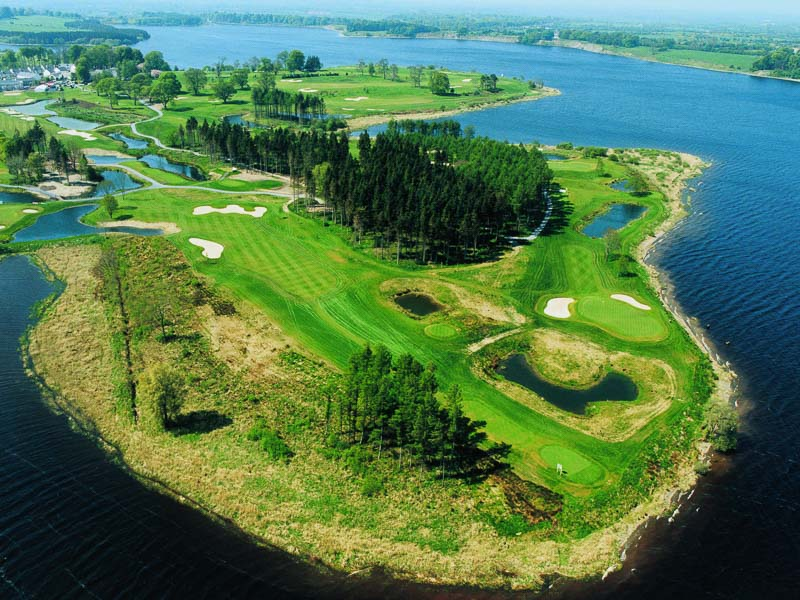 Tulfarris Hotel and Golf Resort Ariel golf.jpg