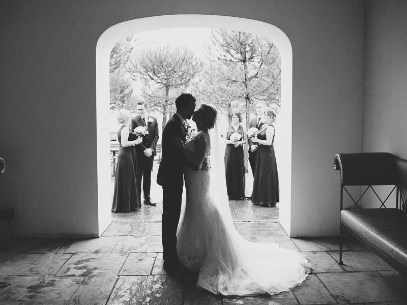 Tulfarris Hotel & Golf Resort wedding couple embracing.jpg