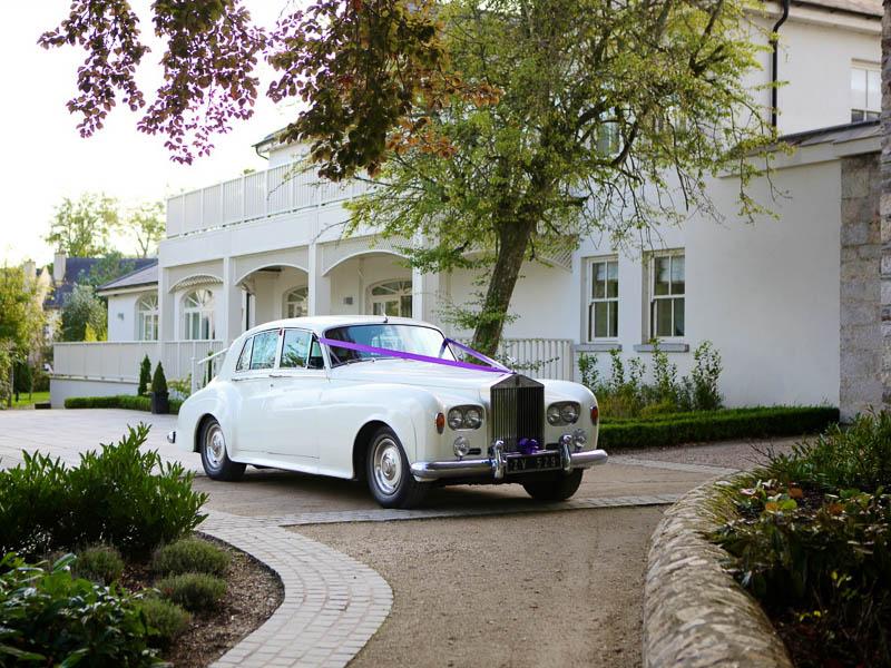 Tulfarris Wedding Car.jpg