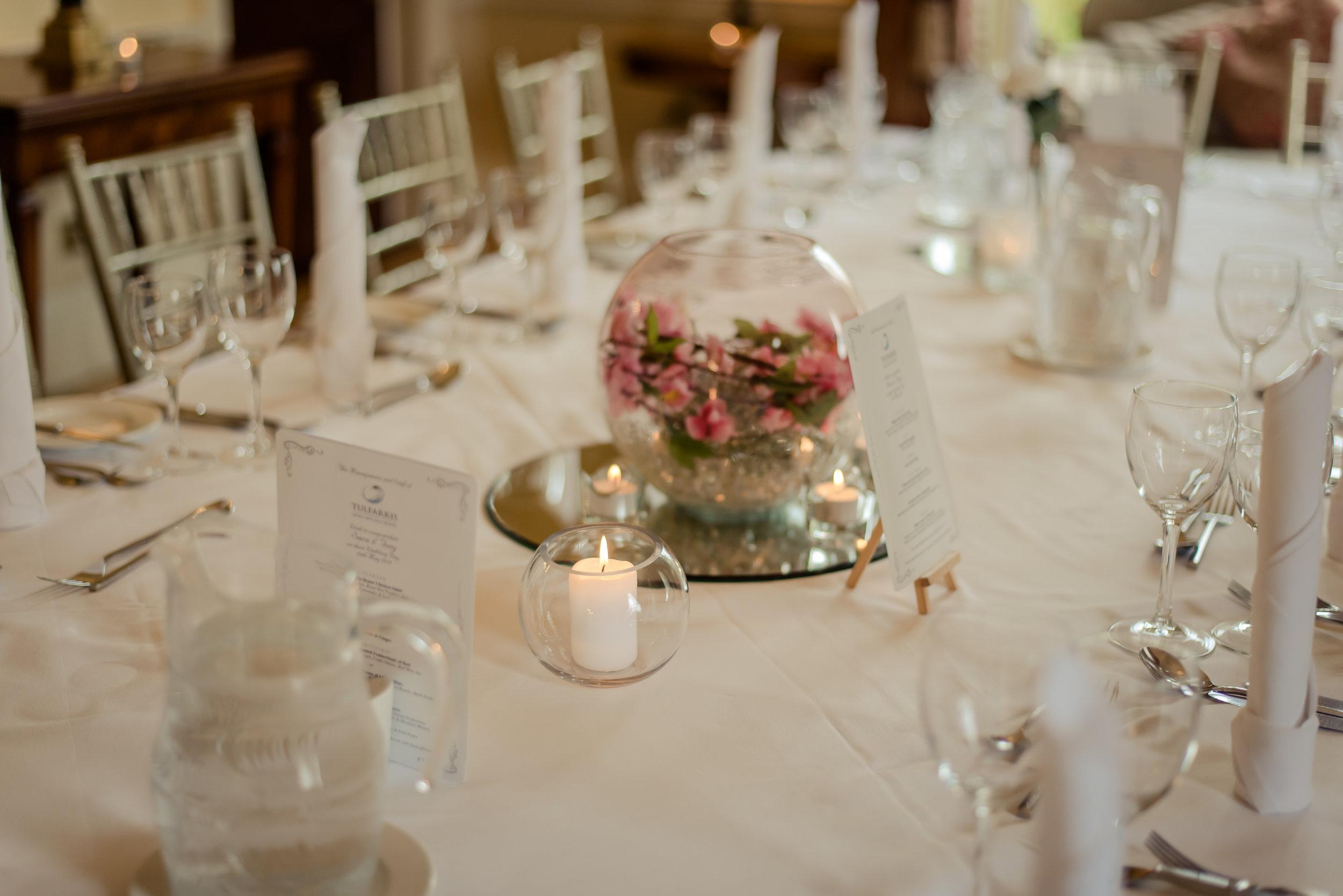 Tulfarris Hotel & Golf Resort Manor House dinner corporate setting.jpg