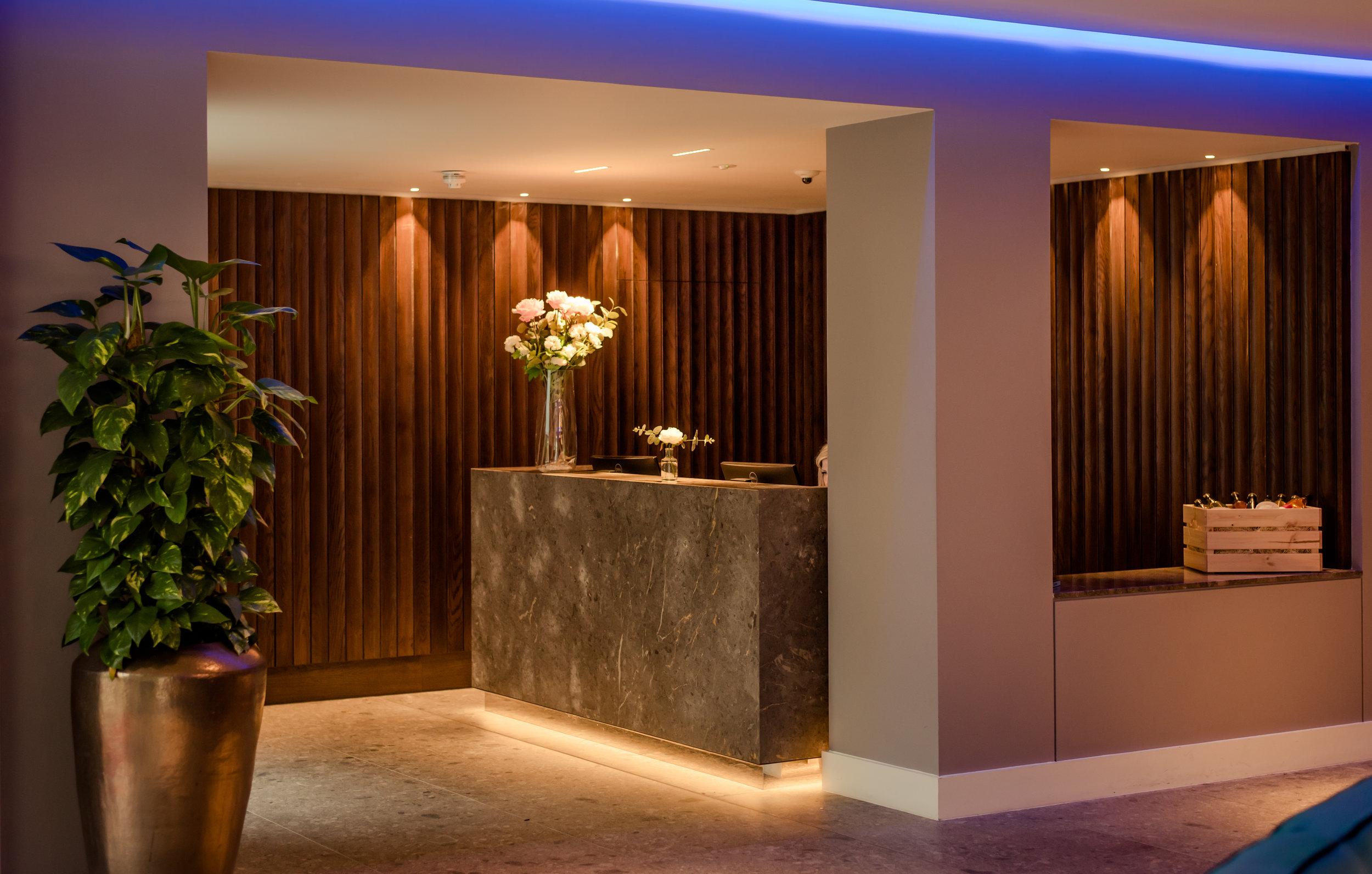 Tulfarris Hotel & Golf Resort reception.jpg