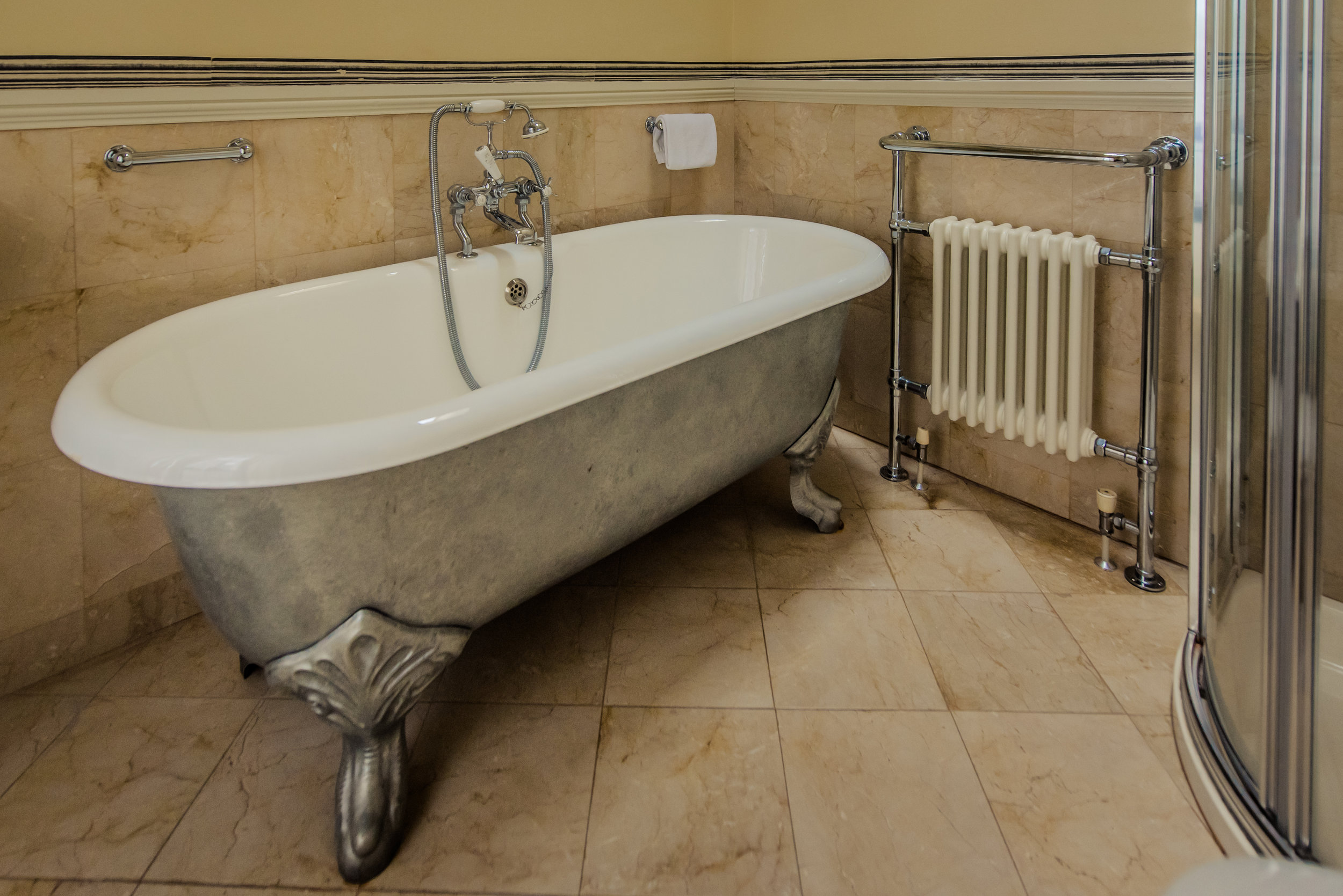 Tulfarris Hotel & Golf Resort Manor House large luxurious bath.jpg