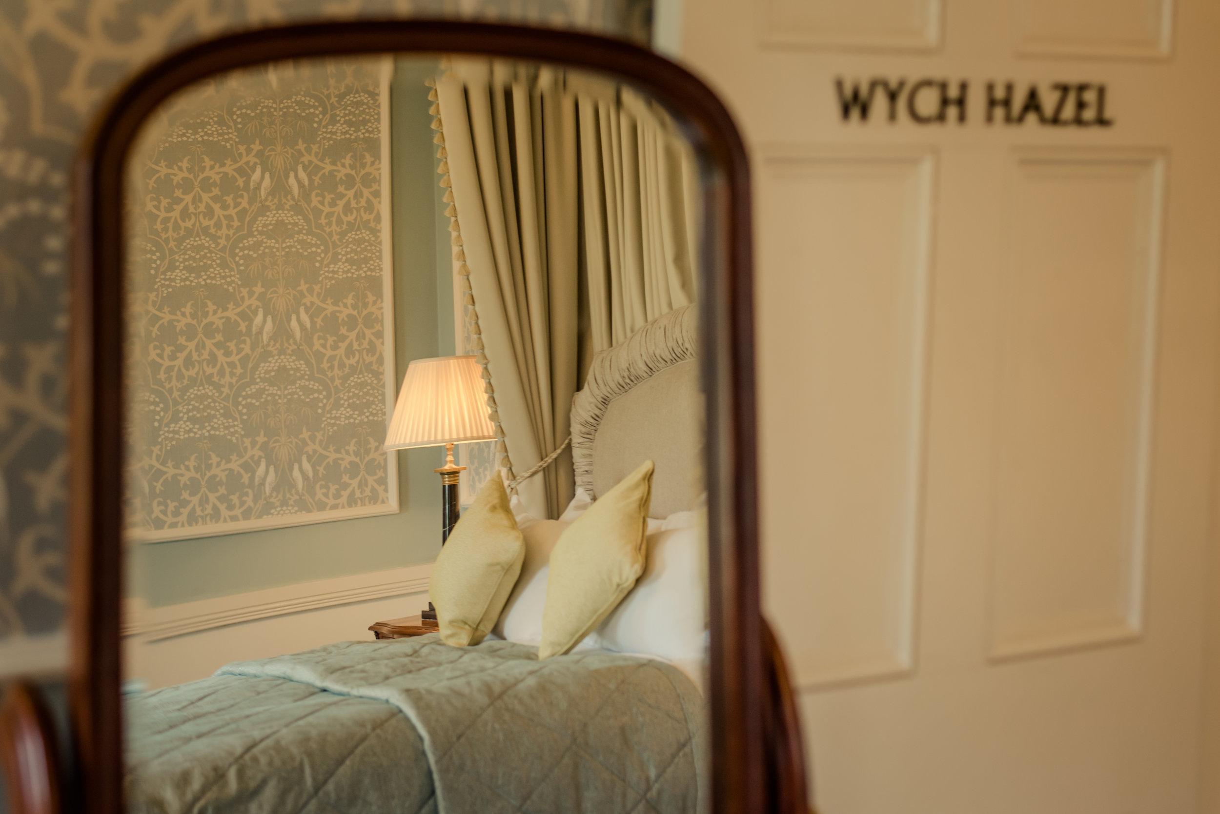 Tulfarris Hotel & Golf Resort Wych Hazel door with mirror room reflection.jpg
