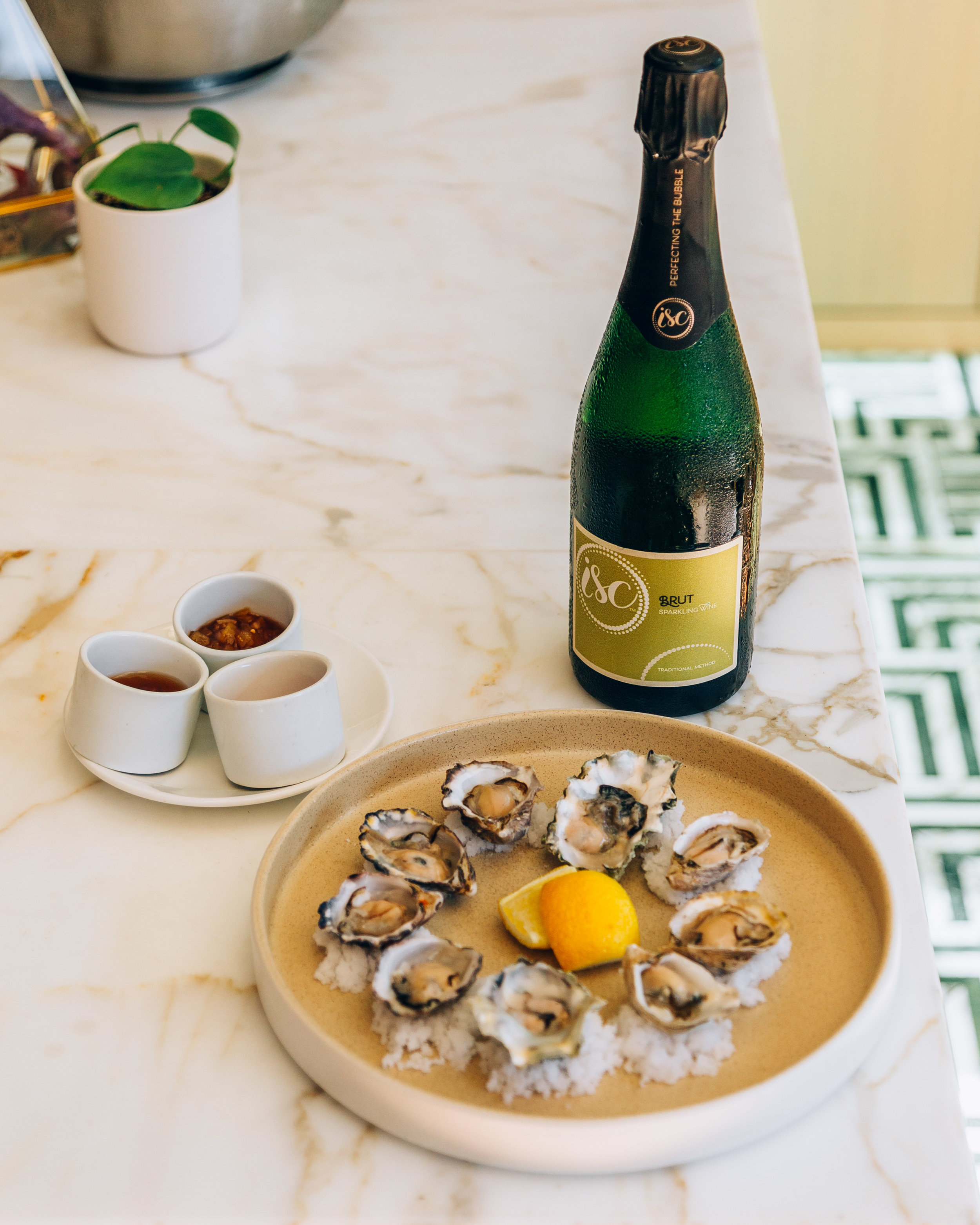 Oyster Night - Every Wednesday$1.50 Oysters+ house-made mignonetteFeaturing rotating wine & bubbles$7 per glass