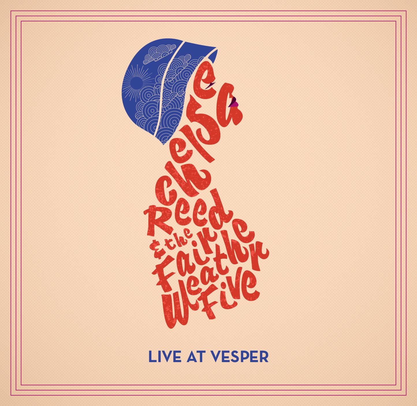 Live at Vesper (2015) - 1.Blue Drag (Live)2.Ain't Nobody's Business (Live)3. Mood Indigo (Live)4. Fine and Mellow (Live)5. Do I Move You (Live)