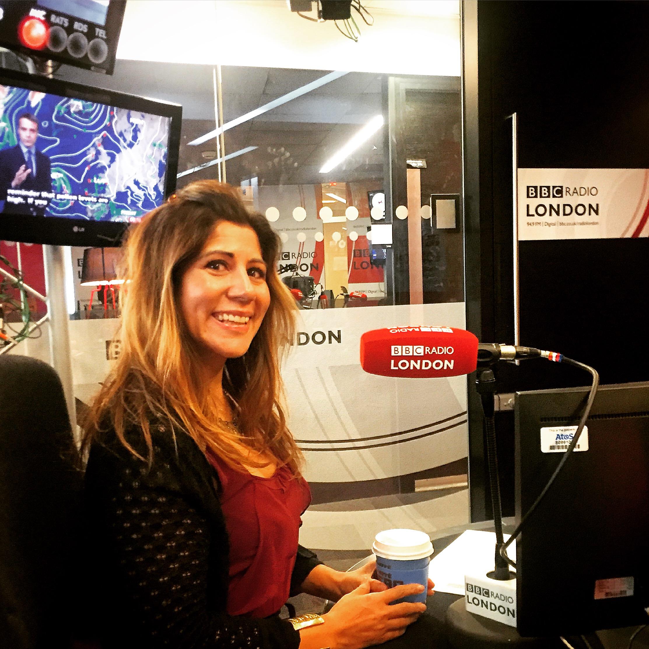 BBC Radio London, Vanessa Feltz Show