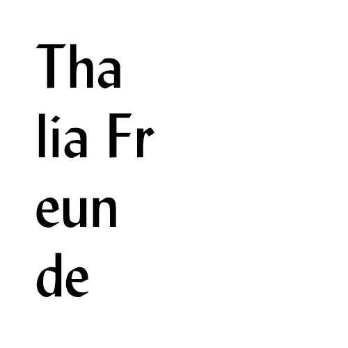 Thalia Freunde