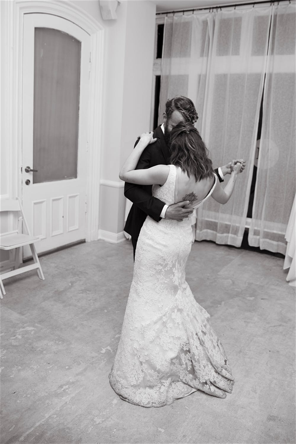 first dance maison may dekalb brooklyn wedding photographer