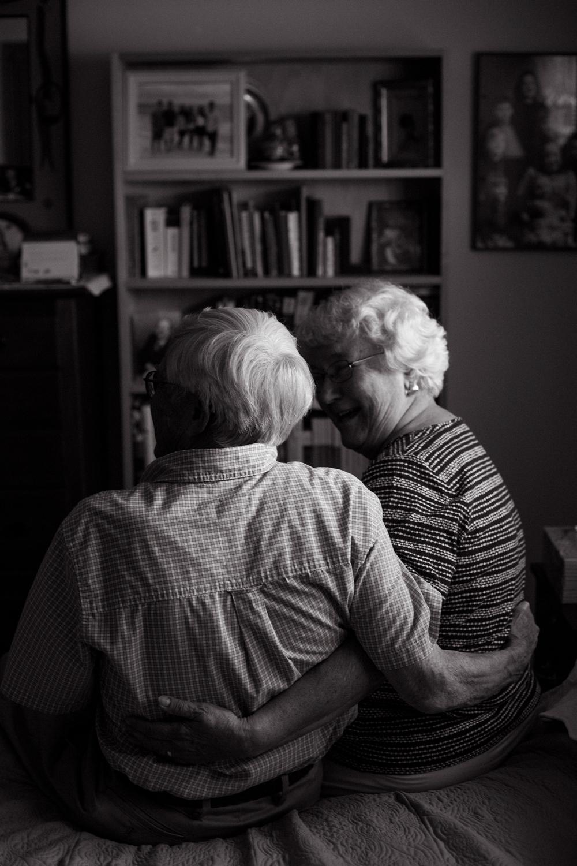 grandparents photo shoot new york city