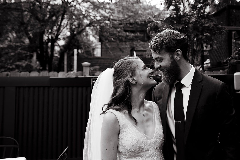 katy & aaron - Engagement & wedding