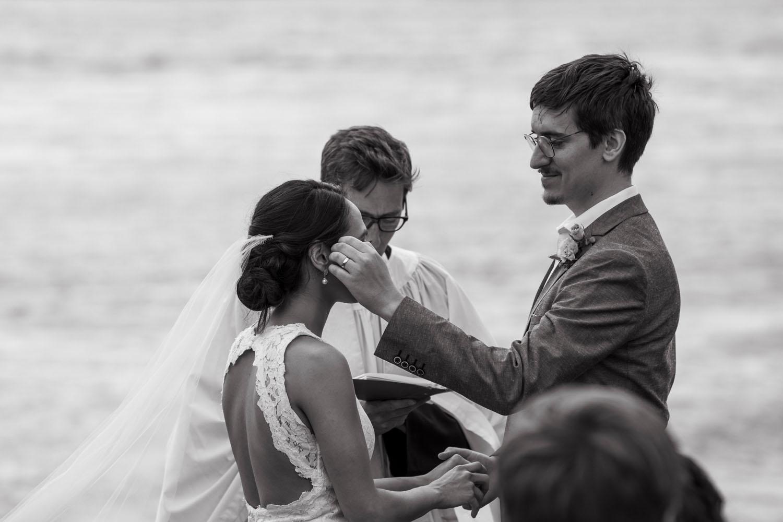bushwick inlet park elopement photographer