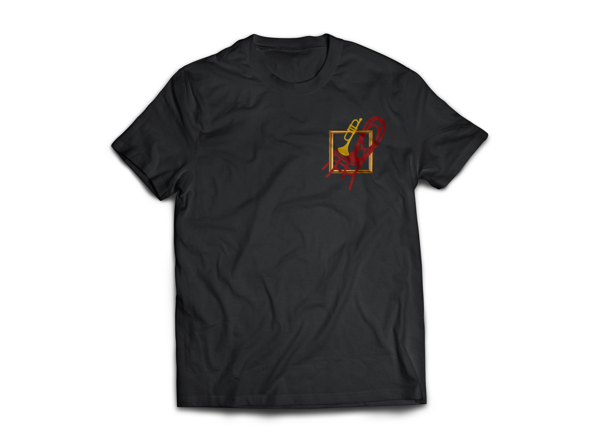front t shirt design