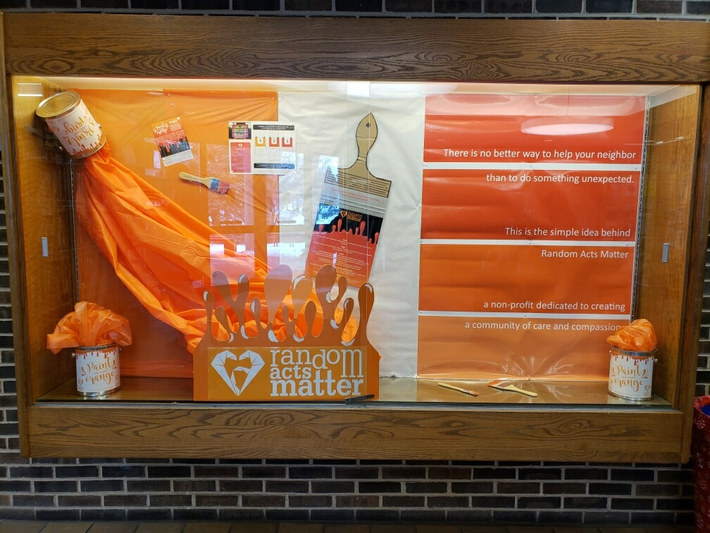 STC Library Display