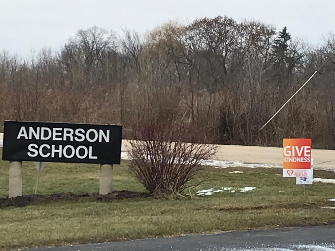 Our schools are turning orange!