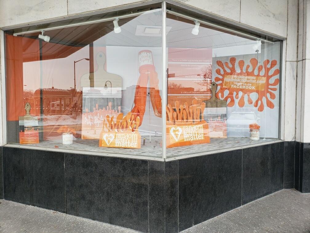 STC Downtown Display