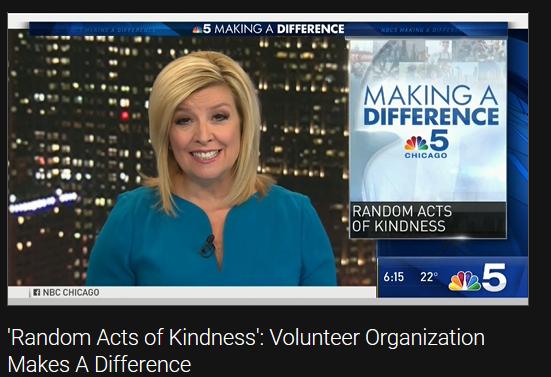 Random Acts Matter on NBC