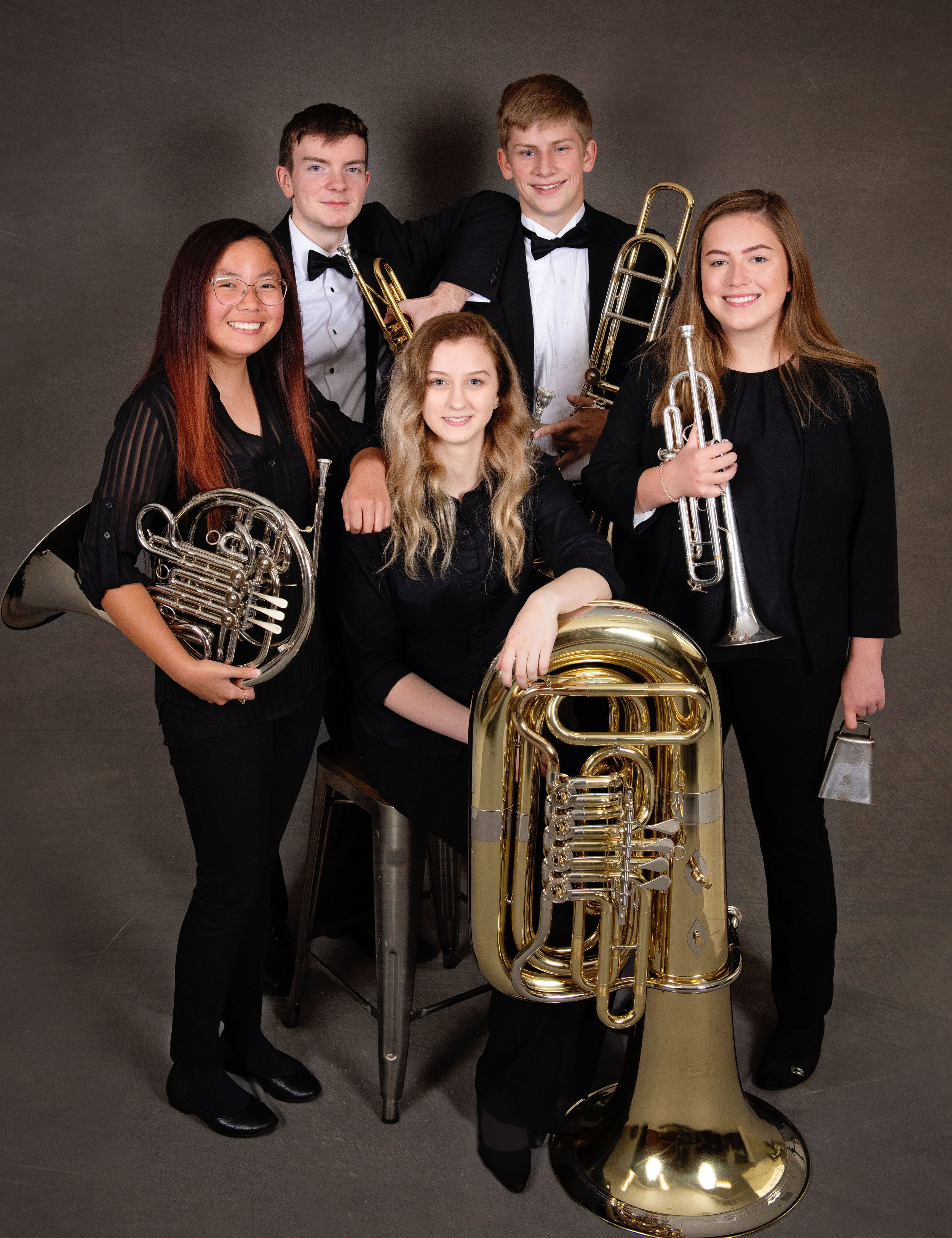 1:45- 2:15 Elgin Youth Symphony Orchestra's Sterling Brass Band