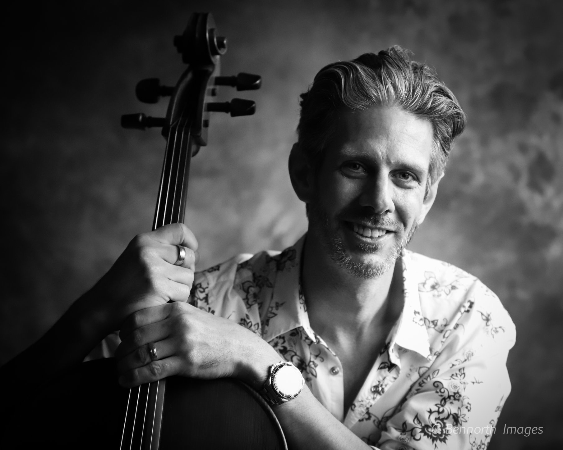 2:15 - 3:05 Ryan Carney    Ryan Carney  is a bassist, cellist and music educator with more than 30 years of experience studying and performing diverse styles of music. For the past 25 years, Ryan has enjoyed teaching and inspiring young talent and actively works privately with musicians in the Fox Valley. Carney performs throughout the Fox Valley and Chicago areas with his band,   Antony And The Tramps ,  as well as with the  Ryan Carney Cello Trio  featuring piano and cajon for private parties and special events. The trio performs everything from classical cello sonatas to famous melodies by The Beatles, Chris Cornell and a long list of others.