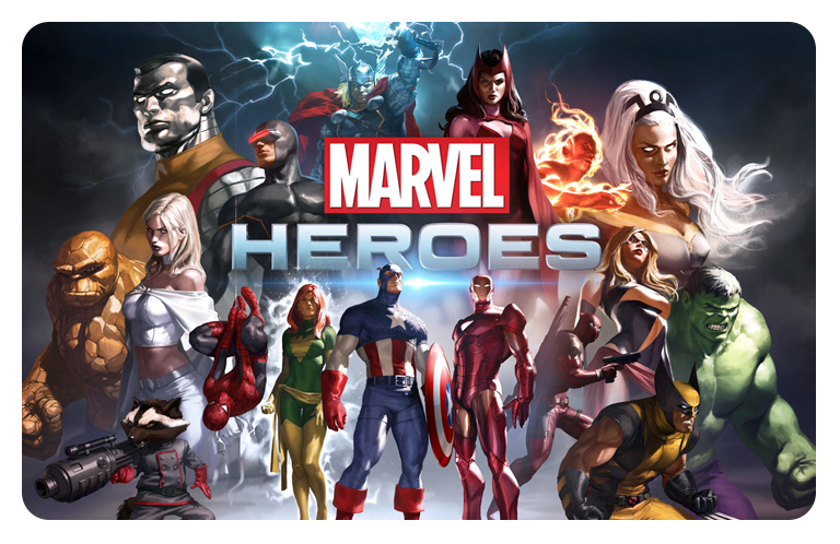 Marvel Heros | Gazillion Entertainment