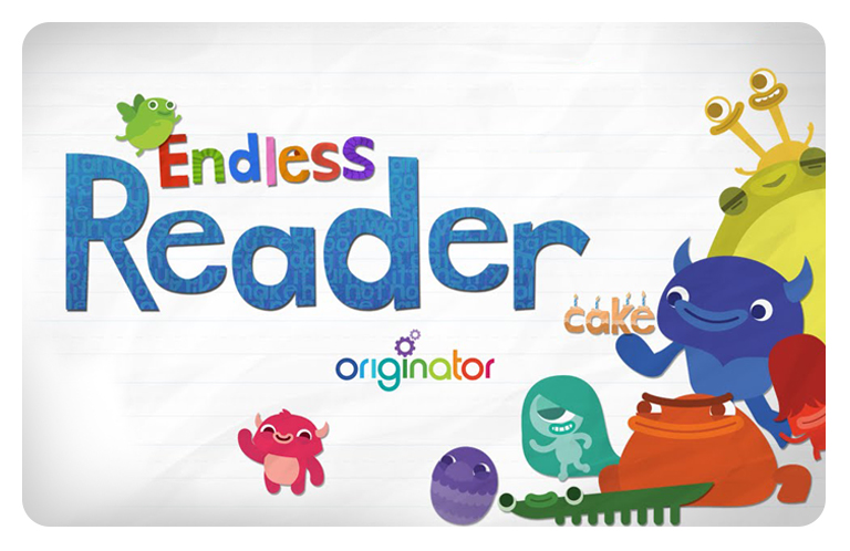 Endless Reader | Originator Kids