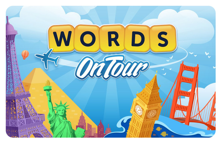 Words On Tour | Zynga
