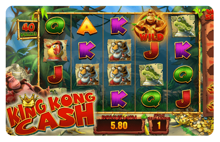 King Kong Cash | Blueprint Gaming