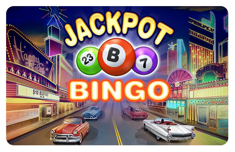 Jackpot Bingo | Storm8