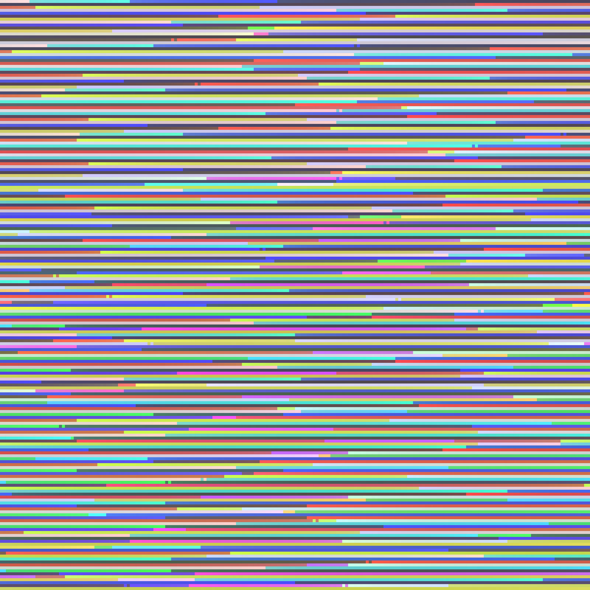 synthesized bass sound  recorded as a .wav audio file  converted to raw data  imported into photoshop as a .tif image file  15 sec.