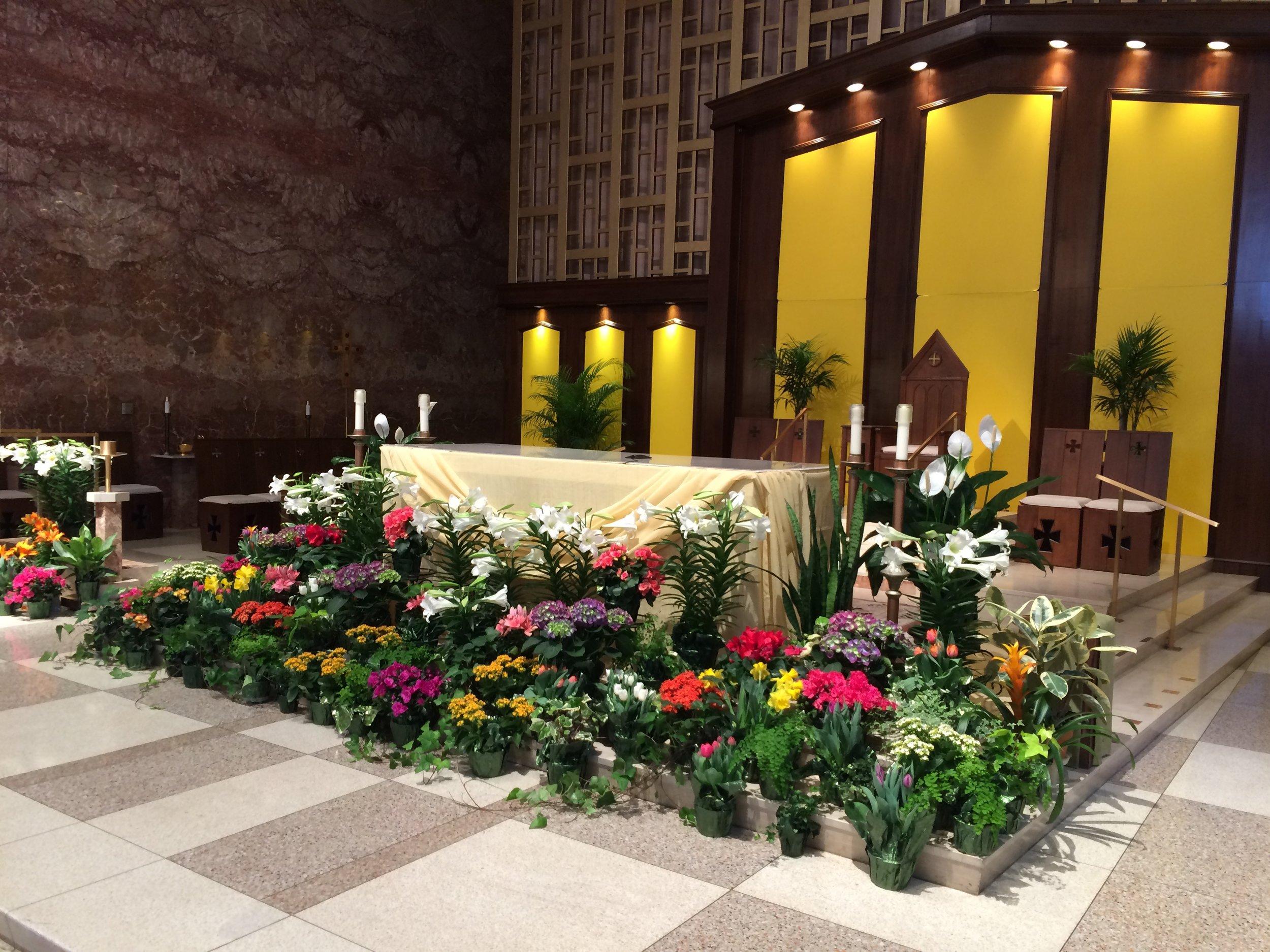 St. Cletus Parish in La Grange