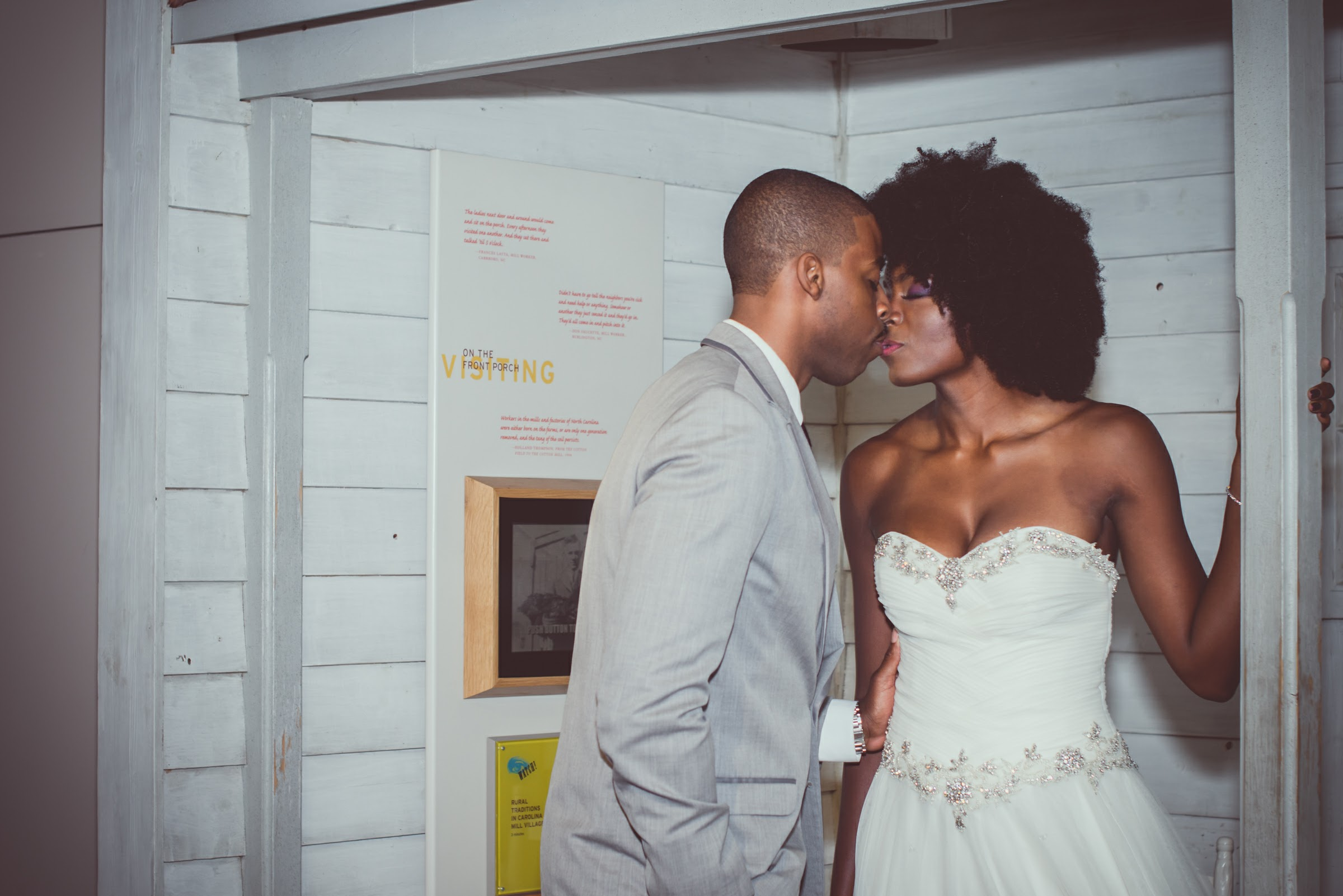 """Studio Sevyn Photography """"s captures of our Syncere Bride, Iman are gorgeous! If you are in the Charlotte, North Carolina area click on the picture to see if she's available to capture your special event."""