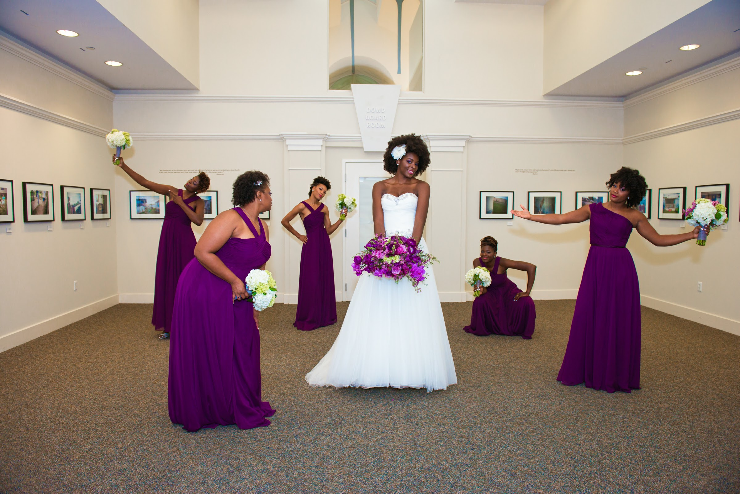 """""""As someone who is not used to getting dolled up, I was in love with my look for my engagement shoot and the wedding. If you are looking for a bridal stylist/consultant or a makeup artist, I would definitely recommend you come to Syncere Beauty."""""""