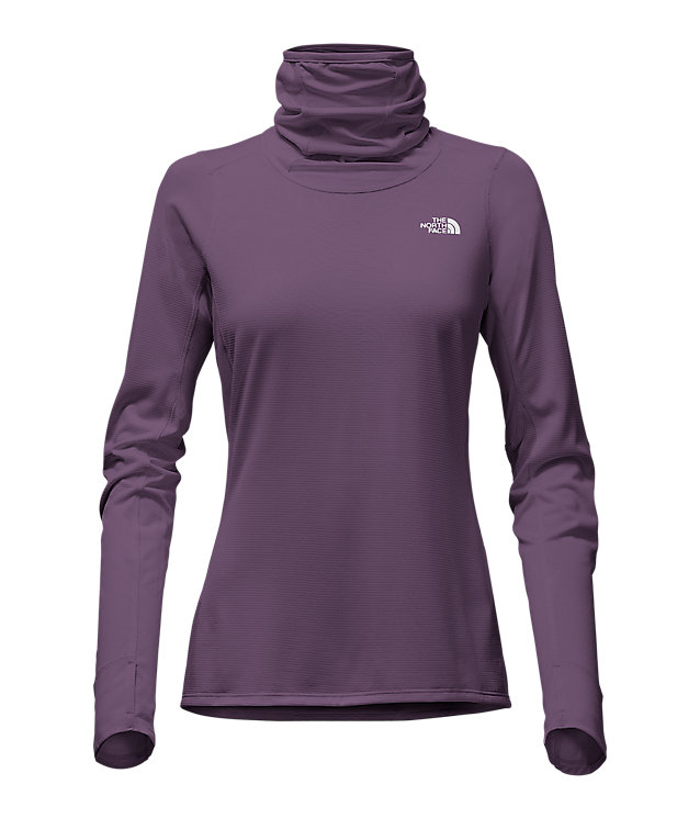 WOMEN'S BRAVE THE COLD LONG-SLEEVE