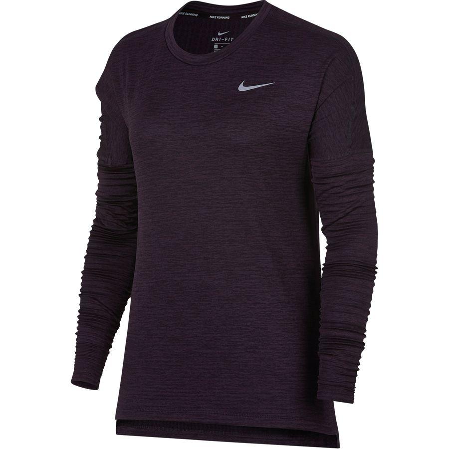 Women's Nike Therma Sphere Long Sleeve Crew