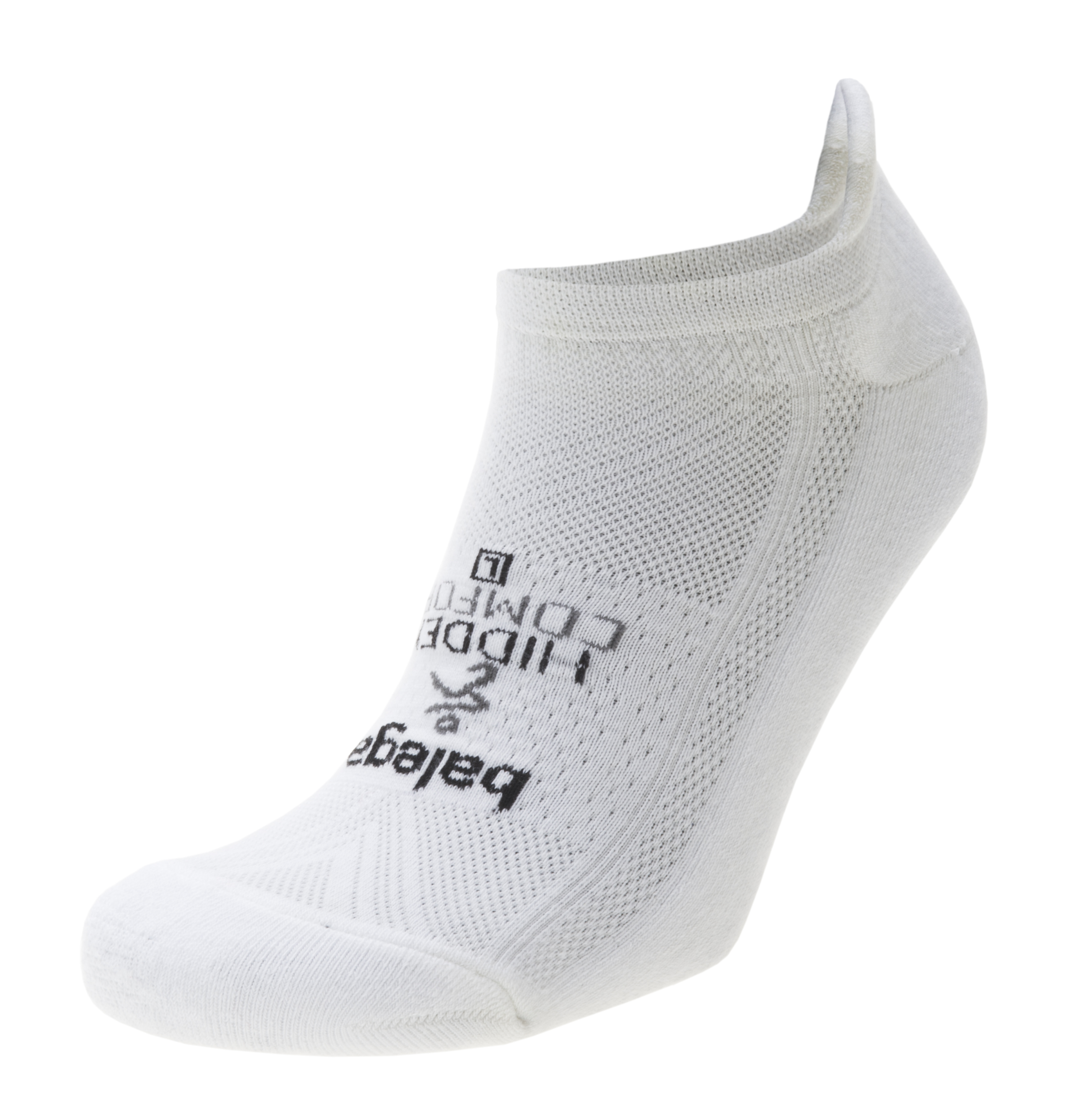 Balega's Hidden Comfort sock is my go to for high cushion when feet are feeling a little sore after a long run or workout. This is also my go to sock if I'm walking around town or on my feet for a long period of time.