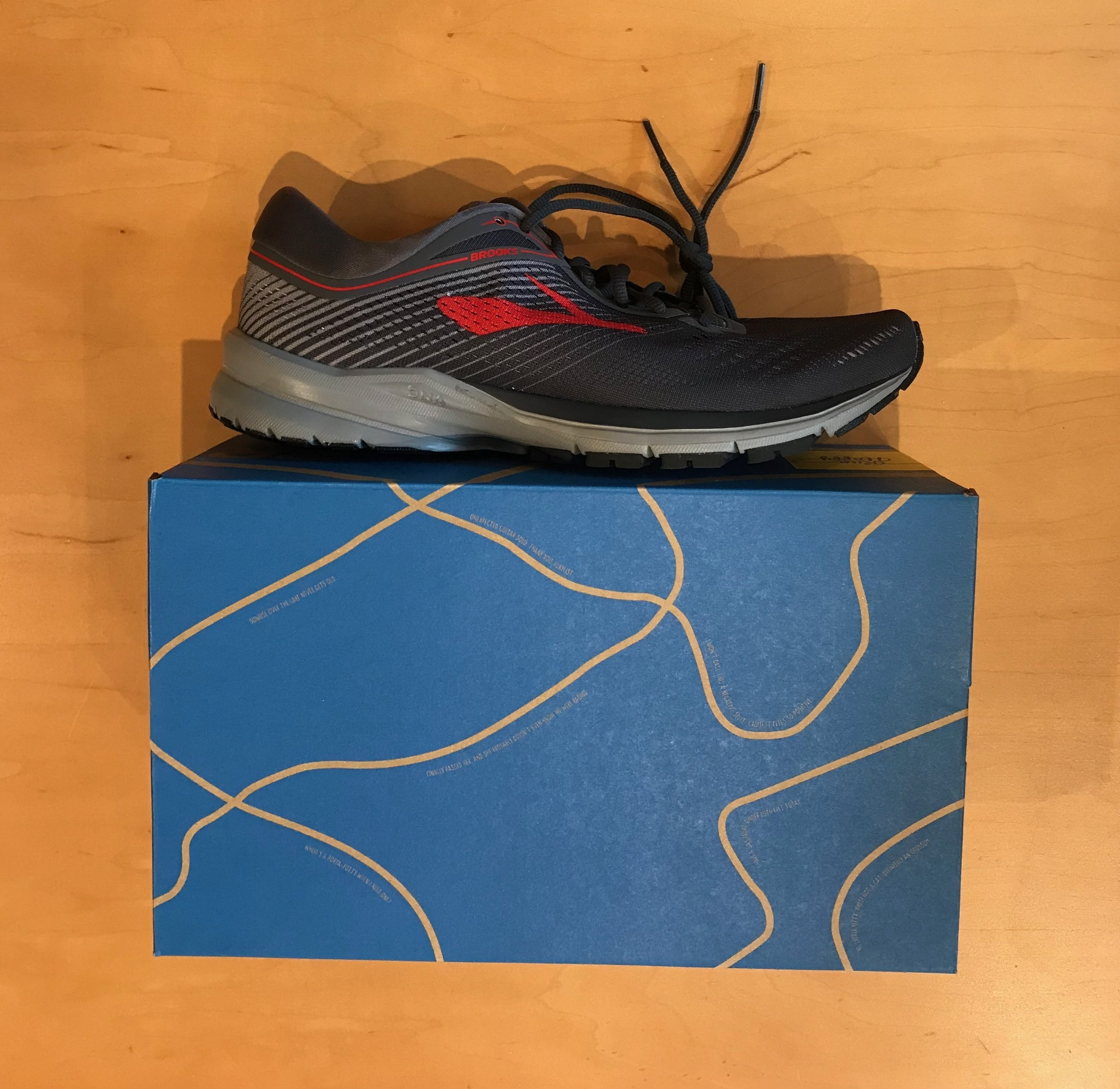 Brooks Launch 5 - Men's