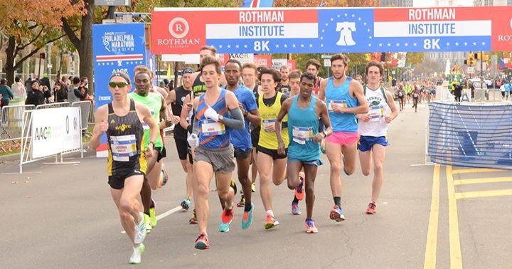 Photo via Philadelphia Marathon