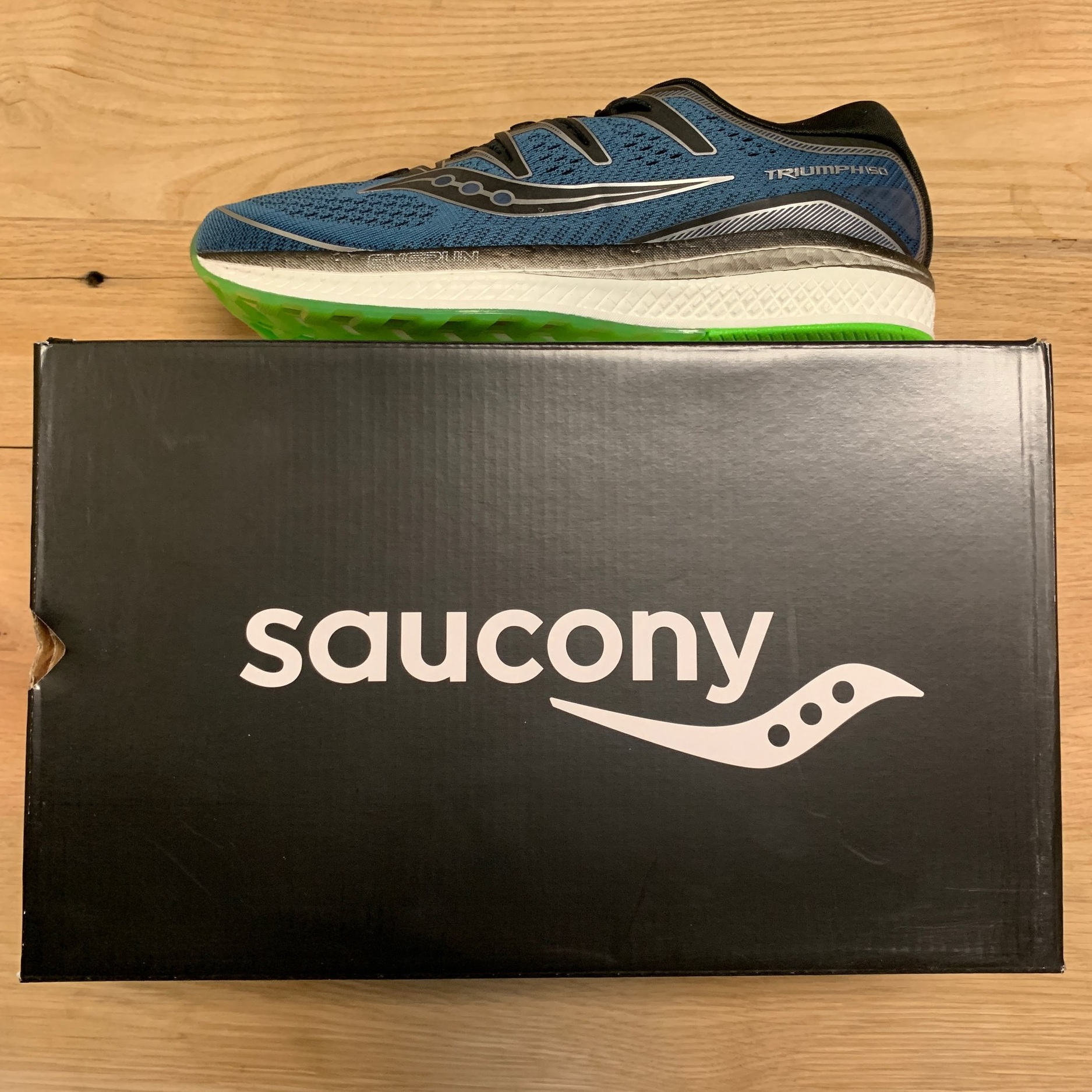 Saucony Triumph ISO 5 - Men's
